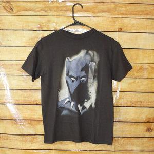 Black Panther Short Sleeve Tee